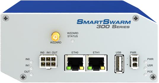 Промышленный IoT шлюз SmartSwarm