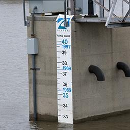 IoT для контроля уровня воды