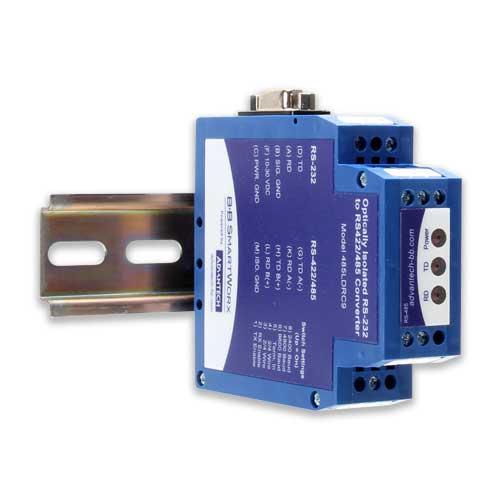 Промышленные конвертеры RS-232 - RS-422/485