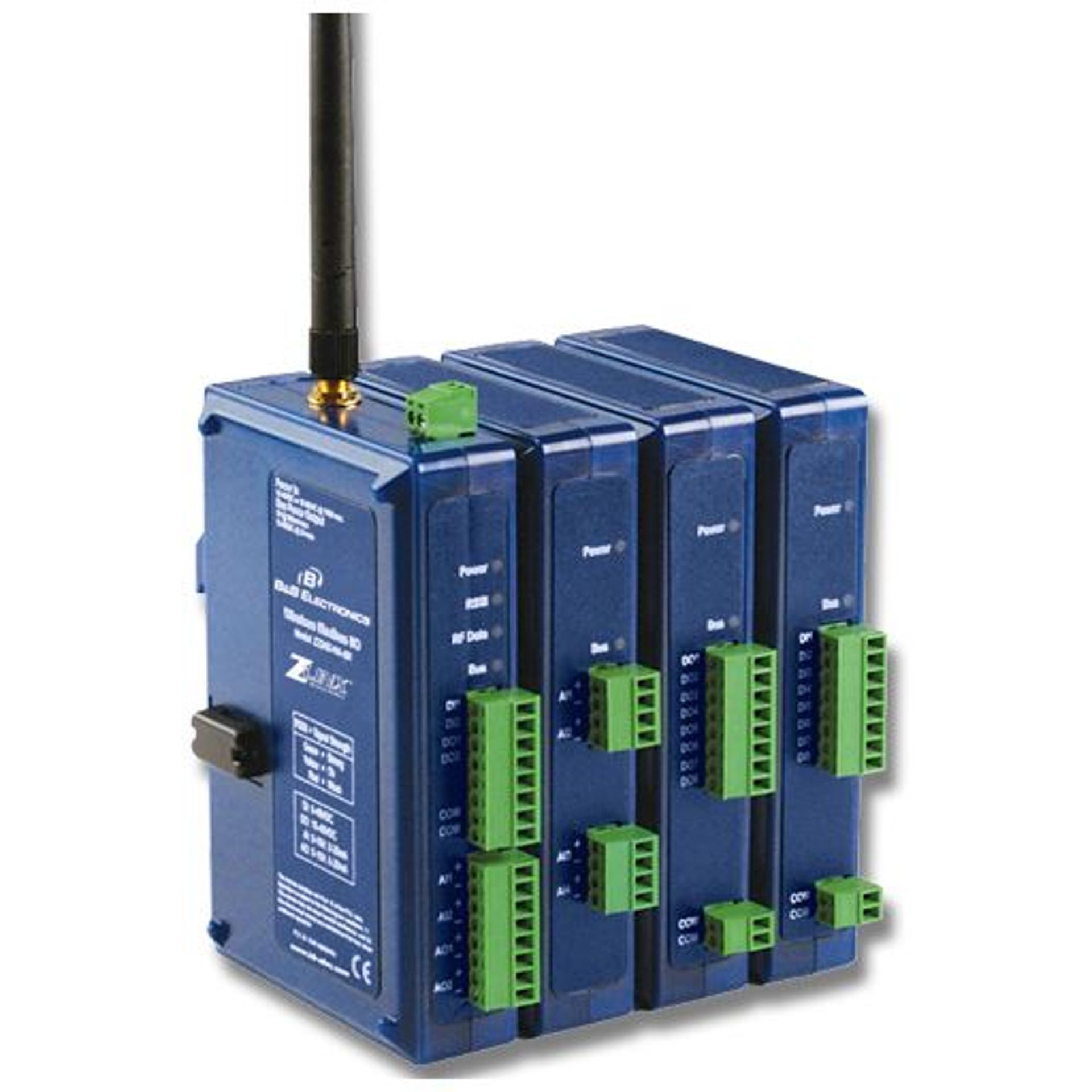 Zlinx ZZ серия - беспроводные модули ввода/вывода
