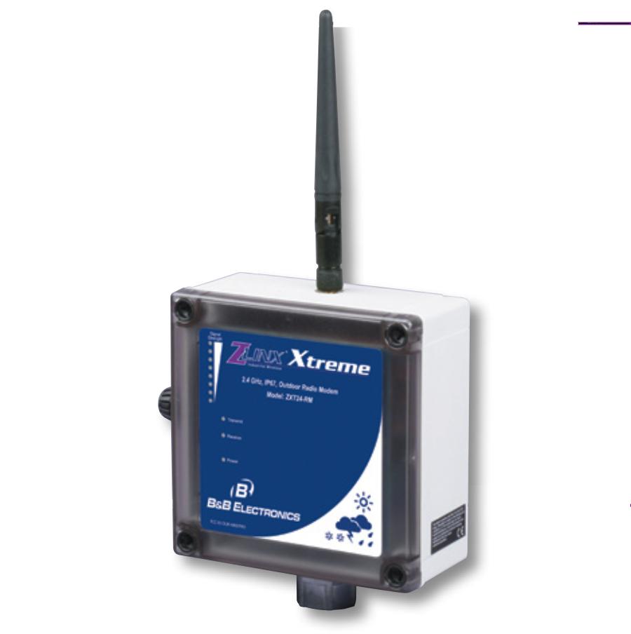 Zlinx ZX - IP67 радиомодемы