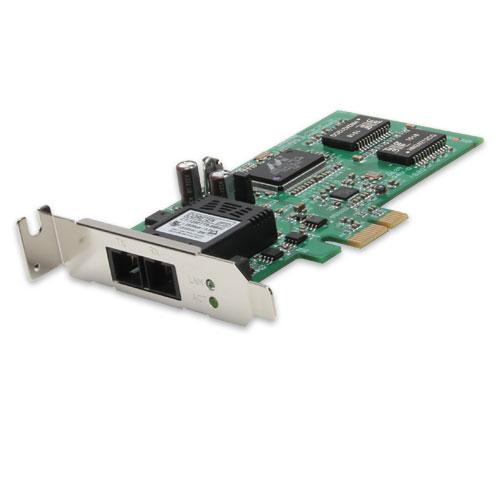 Оптические сетевые PCIe карты