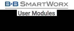 Пользовательские модули расширяющие возможности сотовых маршрутизаторов