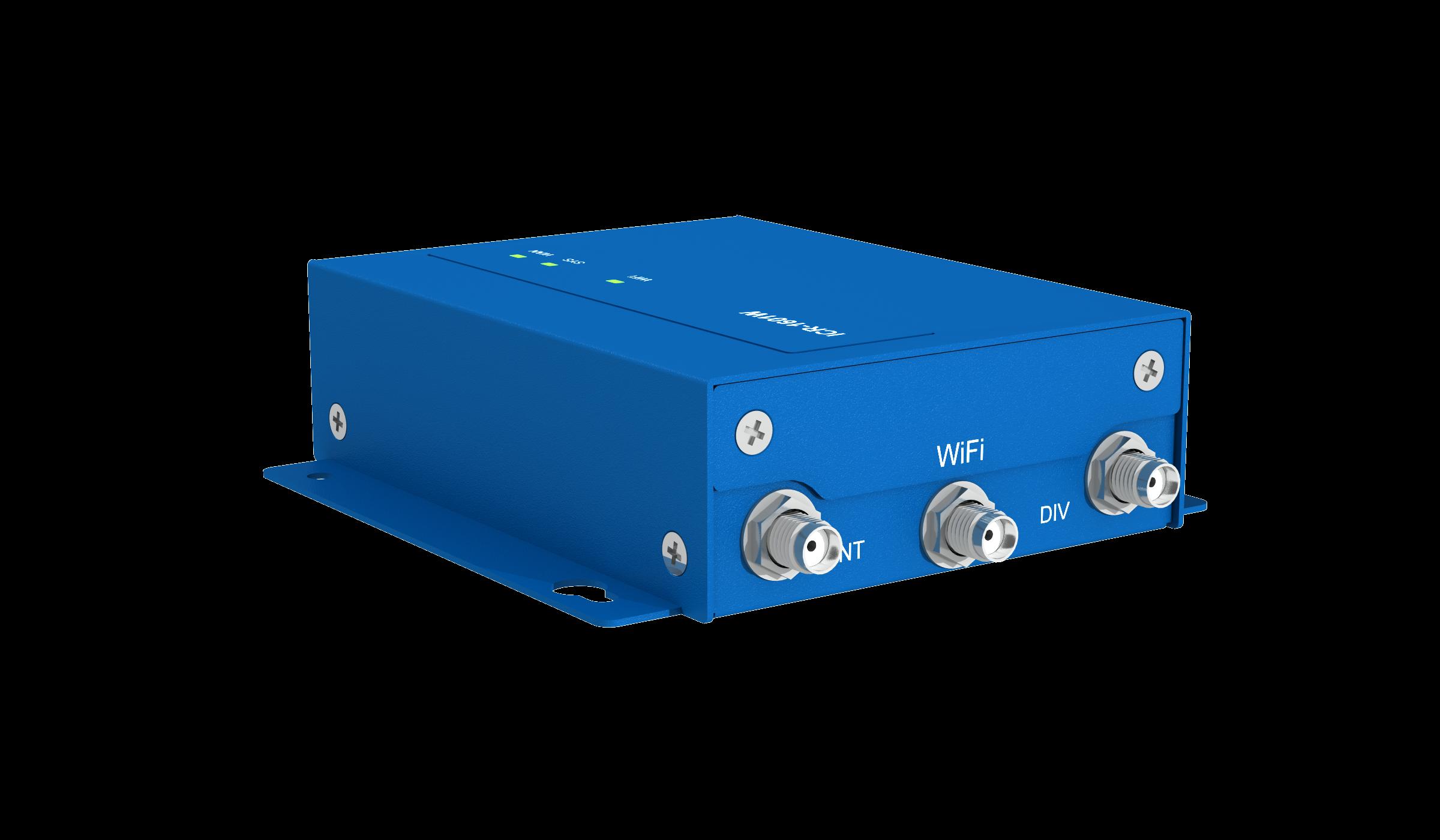 Компания Conel начала поставки новых 4G маршрутизаторов семейства IСR-1601