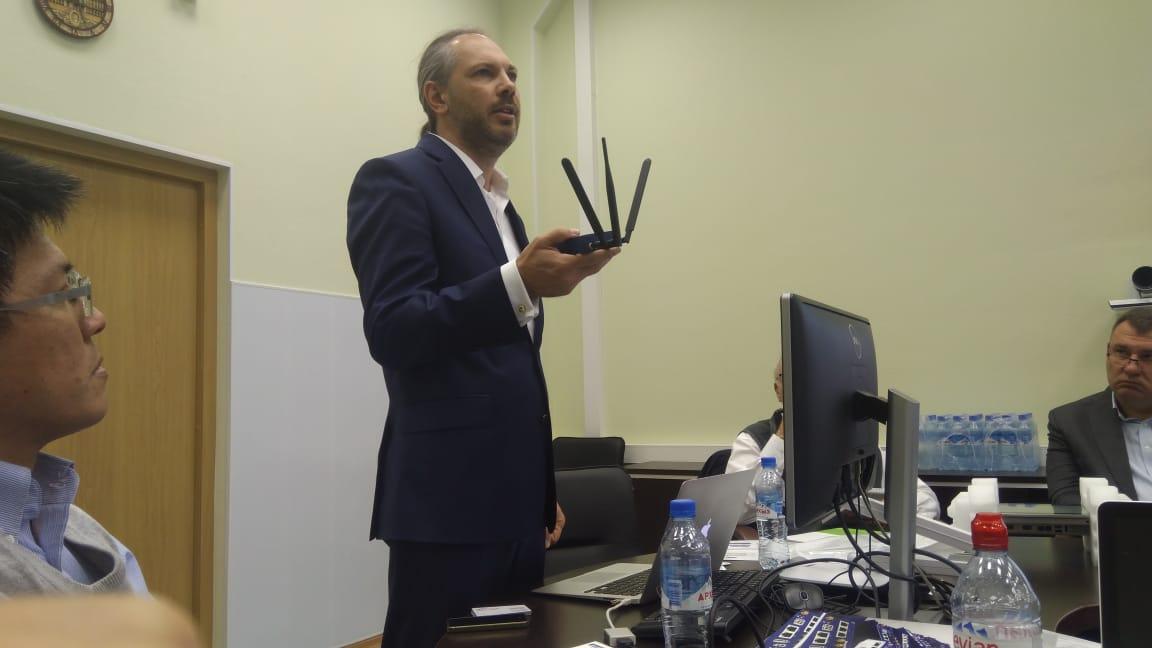Conel представил новые беспроводные решения для транспортного комплекса Санкт-Петербурга