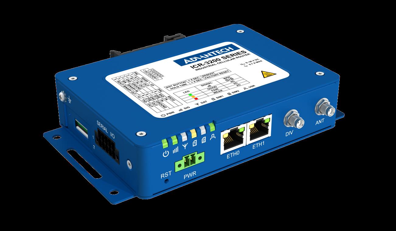 Conel открыла предзаказ на новый сотовый шлюз ICR-3200 для IoT приложений.