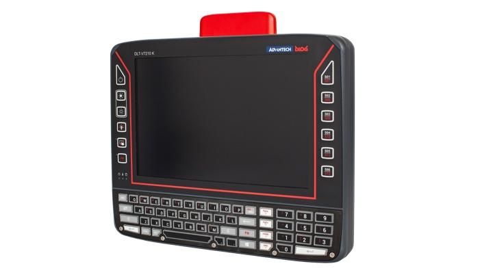 DL- V72K с интегрированной клавиатурой Advantech DLoG